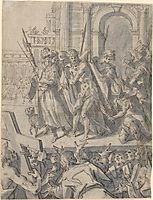 Ecce Homo, 1600, aachen