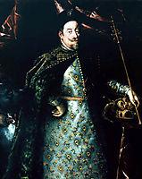 Matthias, Holy Roman Emperor, as King of Bohemia, 1612, aachen