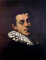 Portrait of Joseph Heintz, 1585, aachen