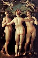 The Three Graces, 1604, aachen