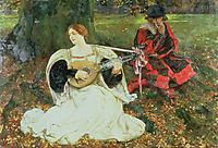 Fair Is My Love, 1900, abbey