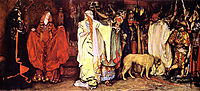 King Lear: Cordelia-s Farewell, 1898, abbey