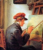 The artist-s son, abrahamvanstrij