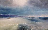 After the storm, aivazovsky