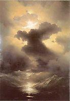 Chaos (The Creation), 1841, aivazovsky