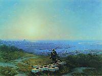 Malakhov Hill, 1893, aivazovsky