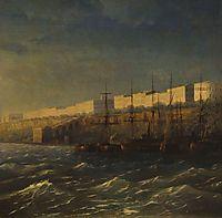 Odessa, 1840, aivazovsky