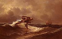 The Rescue, aivazovsky