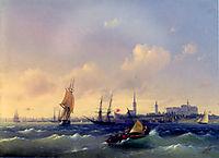 Reval , aivazovsky
