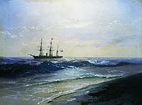 Sea. Sunny Day, aivazovsky