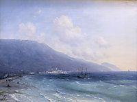 Yalta, 1878, aivazovsky