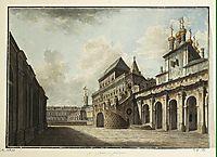 Boyars-s platform, c.1815, alekseyev