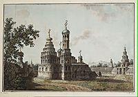 New Jerusalem Monastery, c.1805, alekseyev