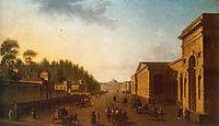Potemkin street, c.1800, alekseyev