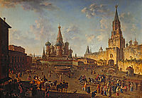 Red Square, Moscow , alekseyev