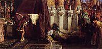 Ave Caesar! Io Saturnalia!, 1880, almatadema