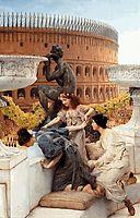 The Colosseum, 1896, almatadema