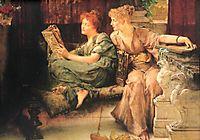 Comparisons, 1892, almatadema