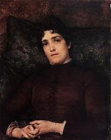 Mrs Frank D. Millet, 1886, almatadema