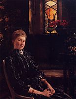 Mrs. Ralph Sneyd, 1889, almatadema