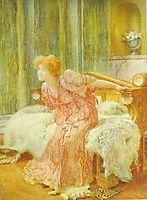 Nobody Asked You Sir!, she said, 1896, almatadema