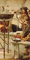 Preparation in the Coliseum, 1912, almatadema