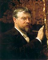 Self-Portrait, 1896, almatadema
