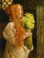 Spring Flowers, almatadema