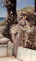 Thou Rose of all the Roses, almatadema