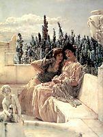 Whispering Noon, 1896, almatadema