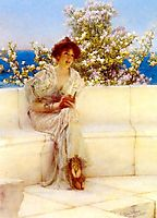 The Year s at the Spring. All s Right with the World, 1902, almatadema