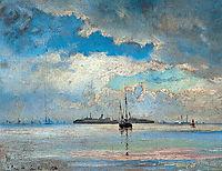 Seascape , 1874, altamouras