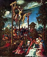 Calvary, 1526, altdorfer