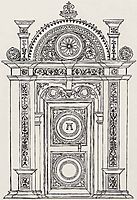 Design of a portal technology, 1530, altdorfer