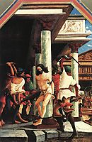 The Flagellation of Christ, 1518, altdorfer