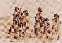 Galician gypsies, 1839, altrudolf