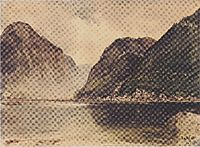 Hallstatt, 1845, altrudolf