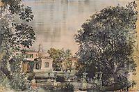The Imperial Palace Livadia in the Crimea, 1863, altrudolf