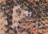 Motif from Goisern, 1903, altrudolf
