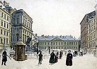 Schwarzenberg Palace, 1832, altrudolf