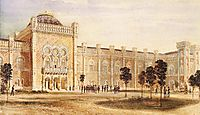View of Arsenal Museum, 1857, altrudolf