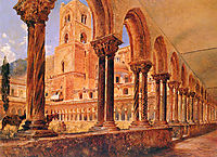 A View Of Monreale, Above Palermo, altrudolf