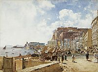 View of Naples, altrudolf