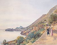 View of Ragusa, 1841, altrudolf