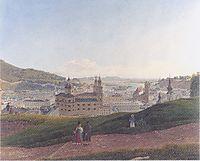 View of Salzburg, 1831, altrudolf