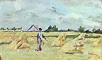 Haymaking, andreescu