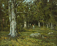 In the Forest, andreescu