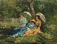 In the Park, andreescu