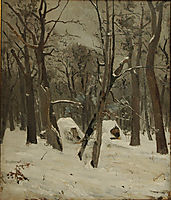 The Winter, andreescu