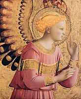 Archangel Gabriel Annunciate, 1433, angelico